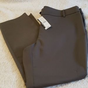 NWT New York & Company Ankle Pants